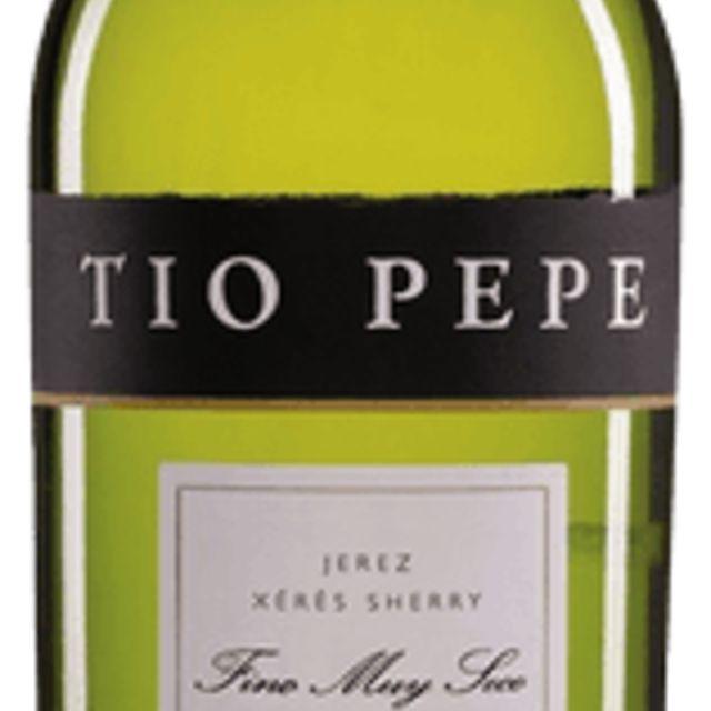 Tio Pepe Palomino Fino Sherry (Muy Seco)