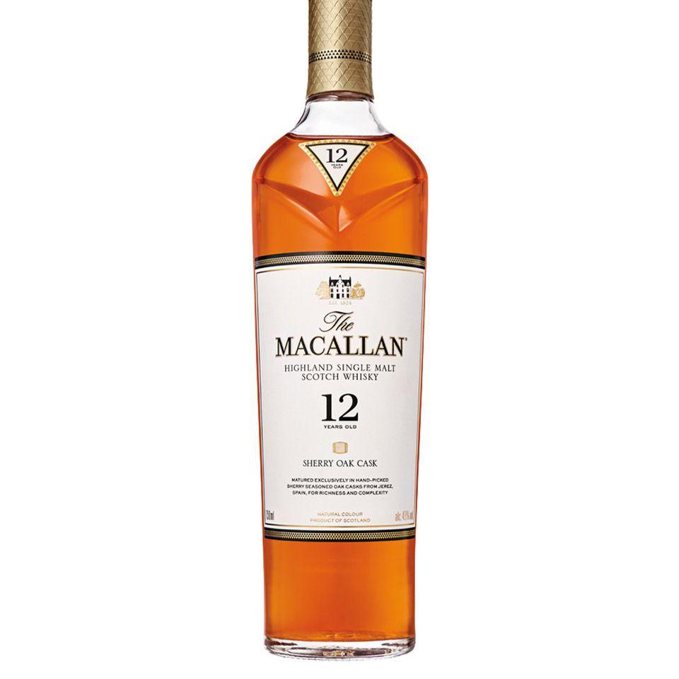 The Macallan 12 Sherry Oak