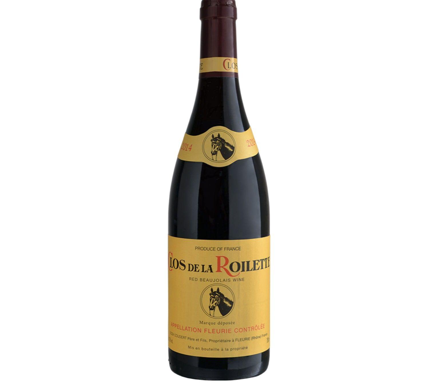 Clos de la Roilette Wine
