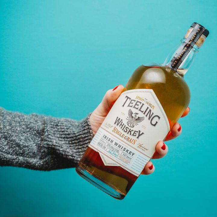 Teeling Single Grain bottle