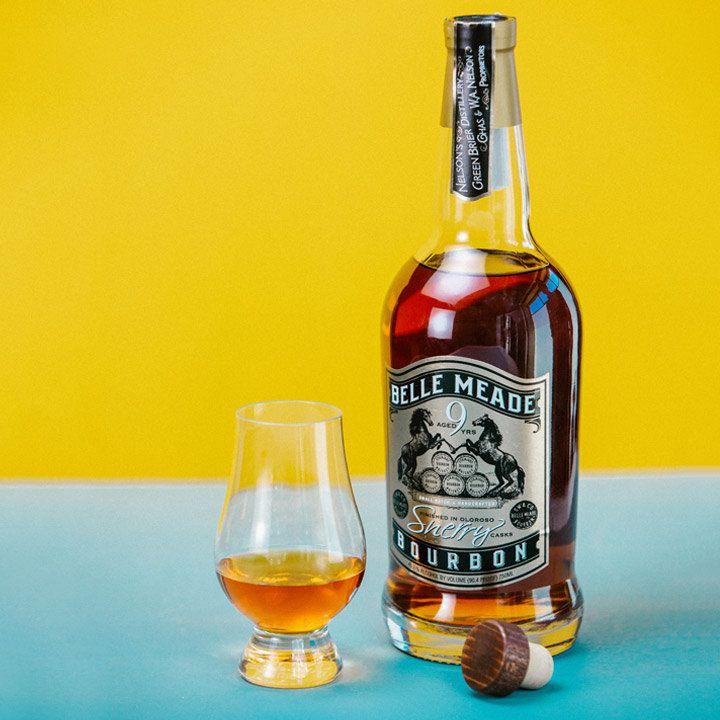 belle meade sherry bourbon