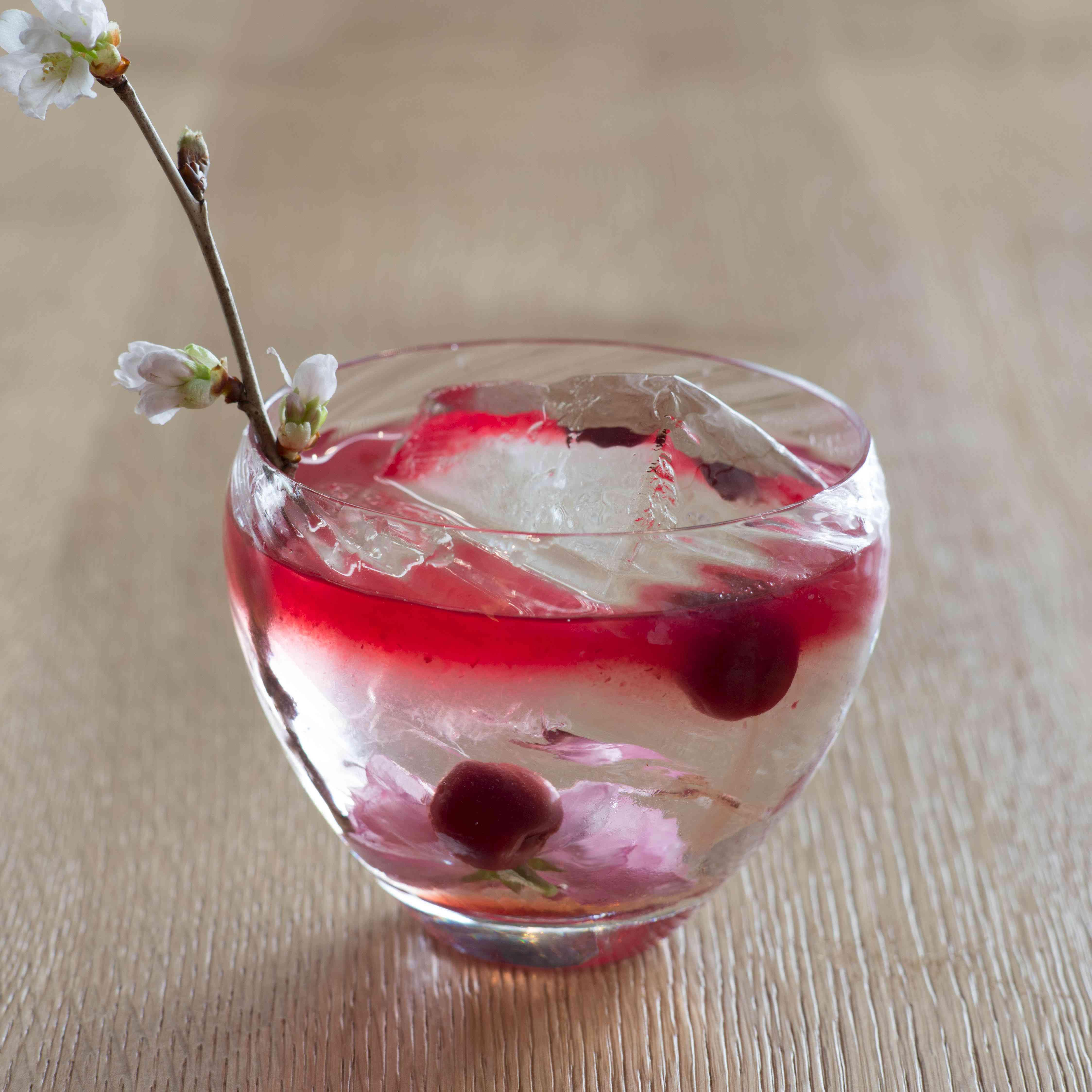 Sakura-Chan cocktail