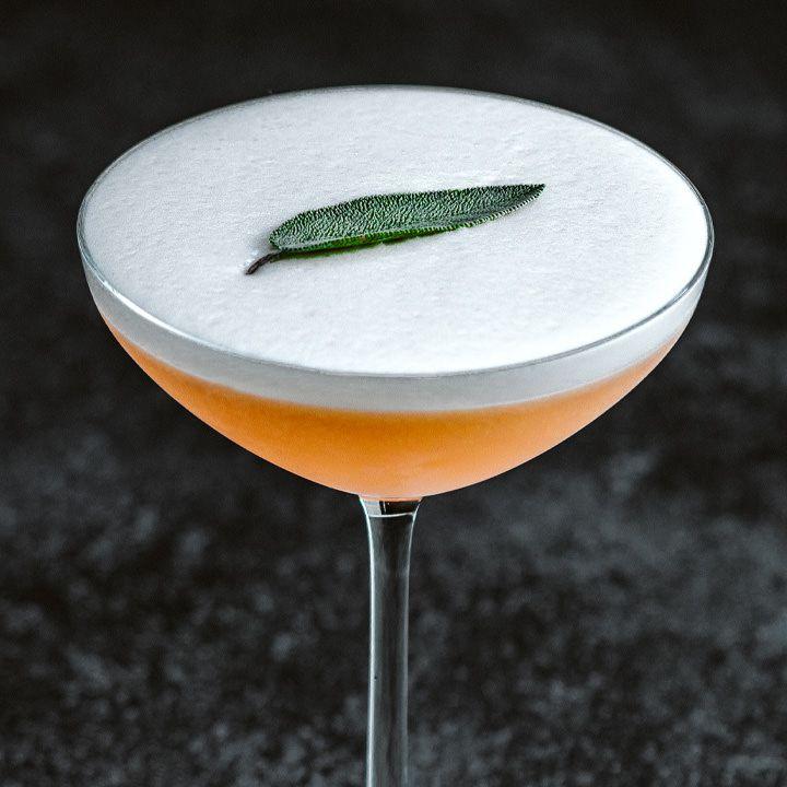 Blood Sage cocktail