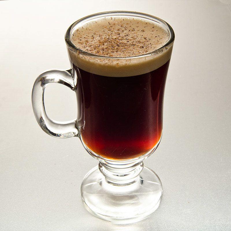 the dead rabbit irish coffee cocktail