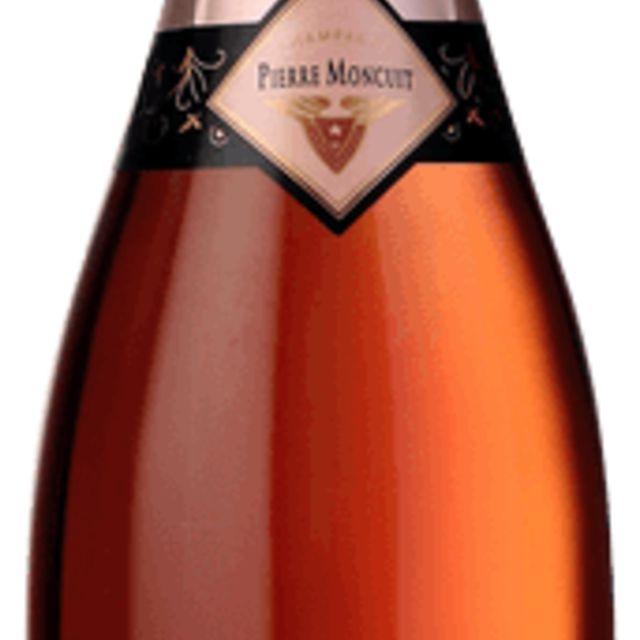Moncuit Brut Rosé Champagne Grand Cru