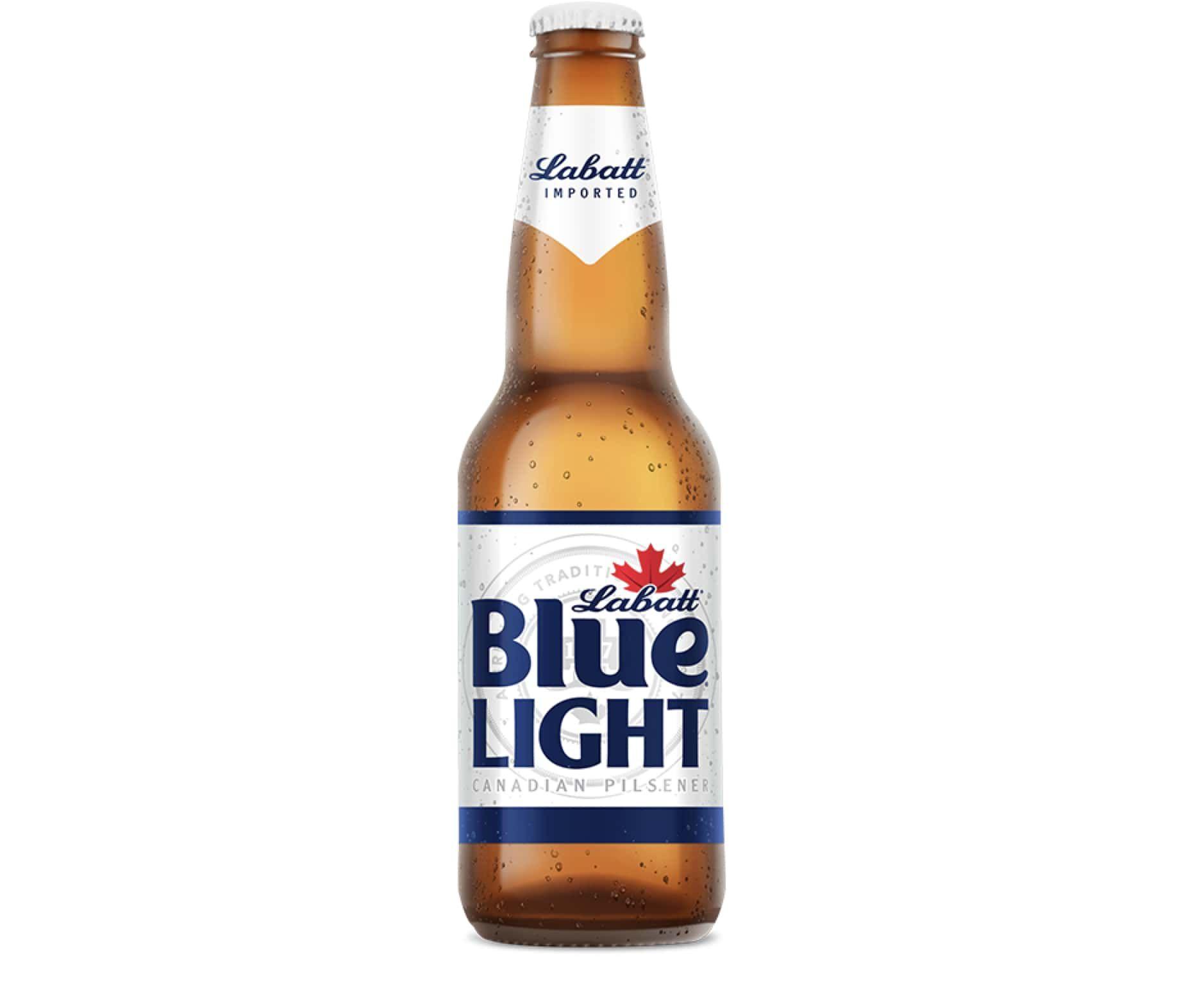 Labatt's Blue Light