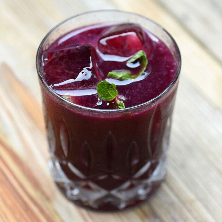 Beet-On cocktail