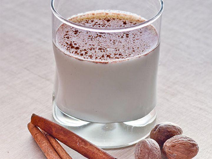 Spiced Rum Milk Punch Cocktail Recipe