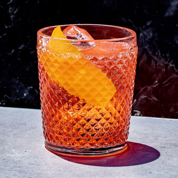 C&B Old Fashioned cocktail