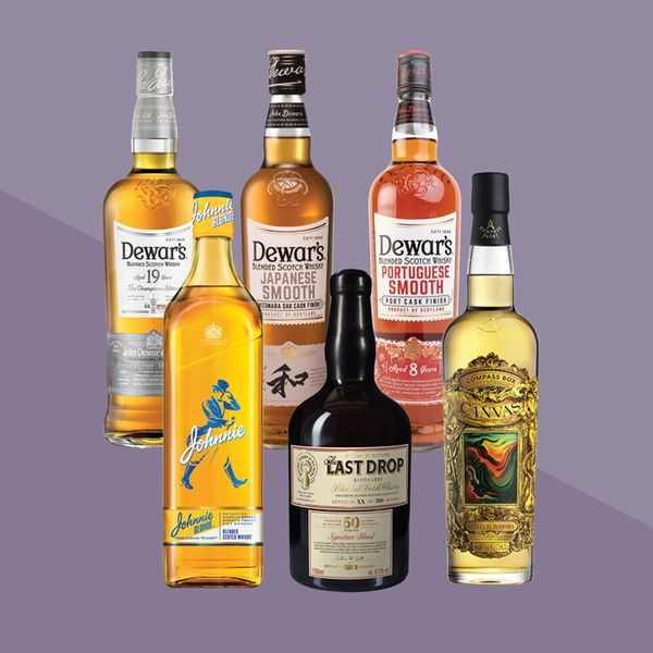 6 New Blended Scotches to Try Right Now