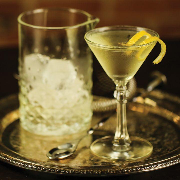Smoky Martini