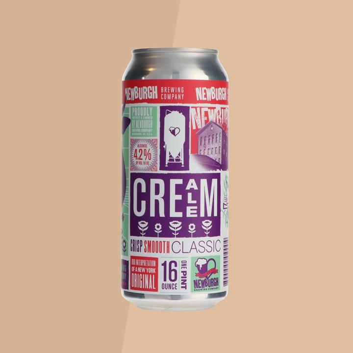 Cream Ale - Newburgh Cream Ale