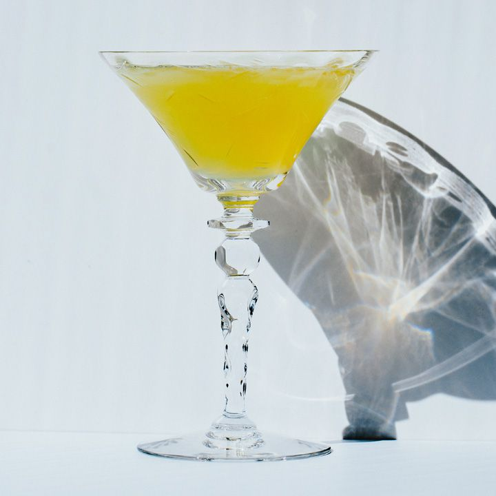 Tequila Daisy cocktail