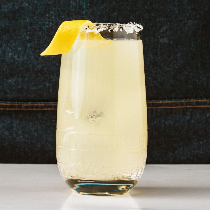 Palomita cocktail