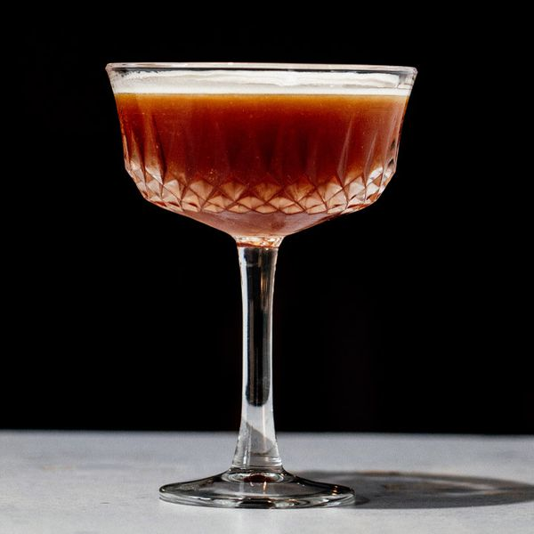 A Figgin' Good Time cocktail
