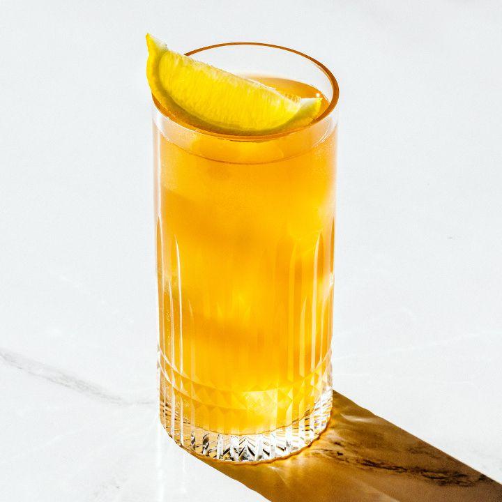 Stone Cold Larceny cocktail