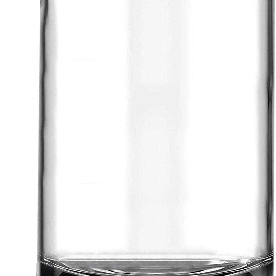 Amehla Cocktailery Hand-Blown Seamless Mixing Glass, Plain Design