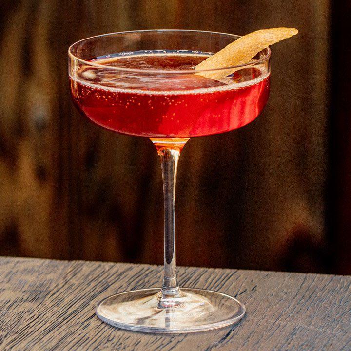 Dub Treo cocktail