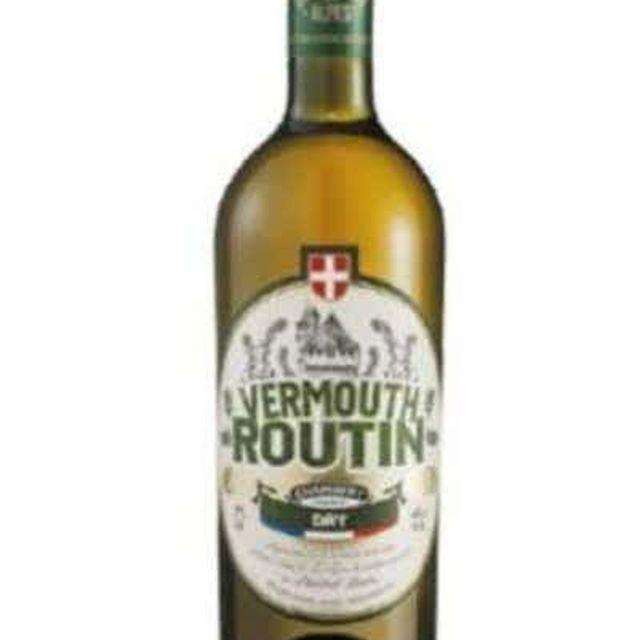 Vermouth Routin Dry