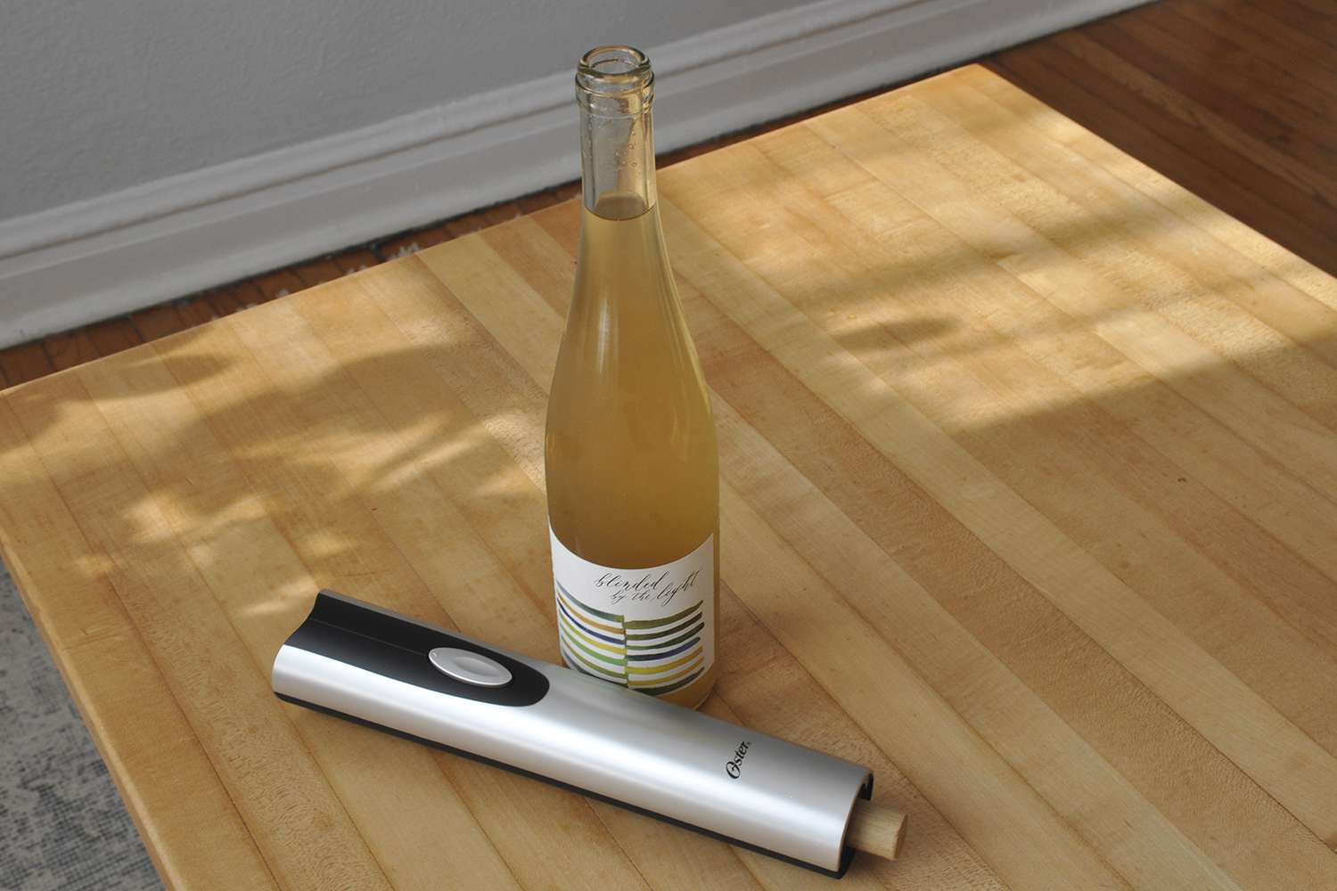 Oster Cordless Electric Wine Bottle Opener