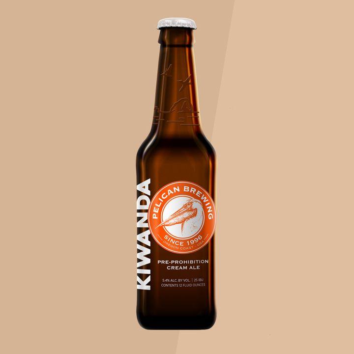 Cream Ale - Kiwanda Cream Ale