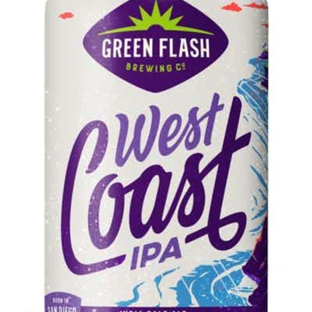 Green Flash Brewing Co. West Coast IPA