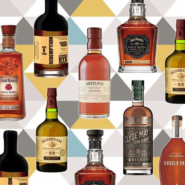7 cask strength whiskeys