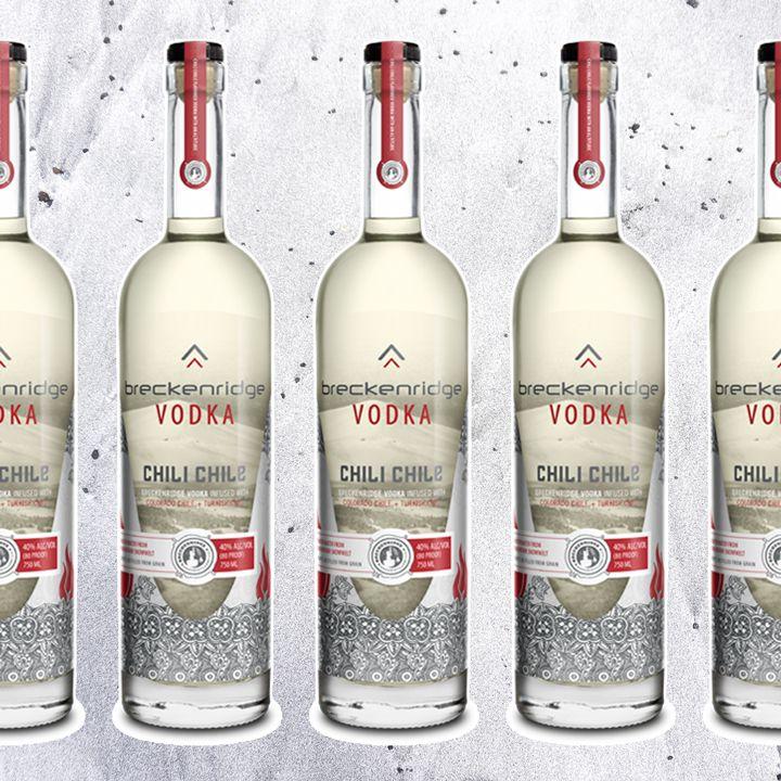breckenridge chili chile vodka