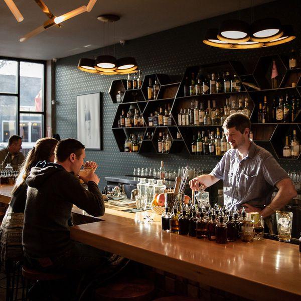 The Tatarian bar in Denver