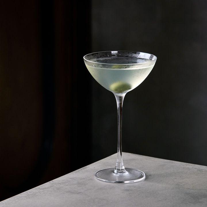 Cucumber & Pine Martini
