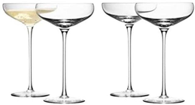 LSA International Wine Champagne Saucer