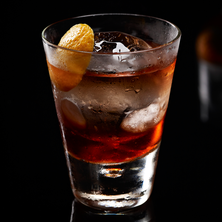 east india negroni cocktail