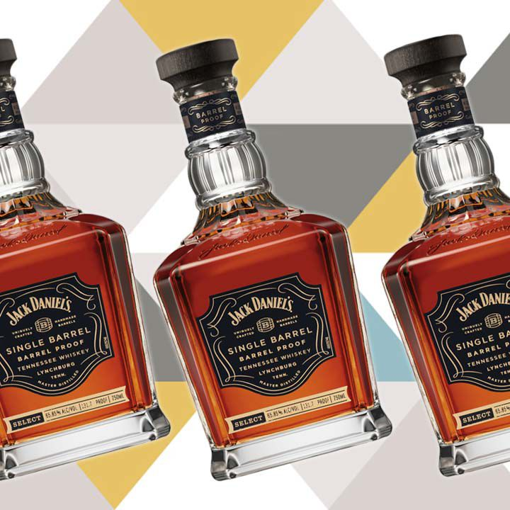 jack daniel's single barrel cask strength