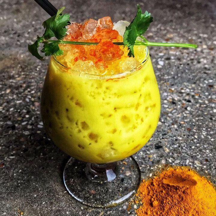 anti-inflammatory cocktail