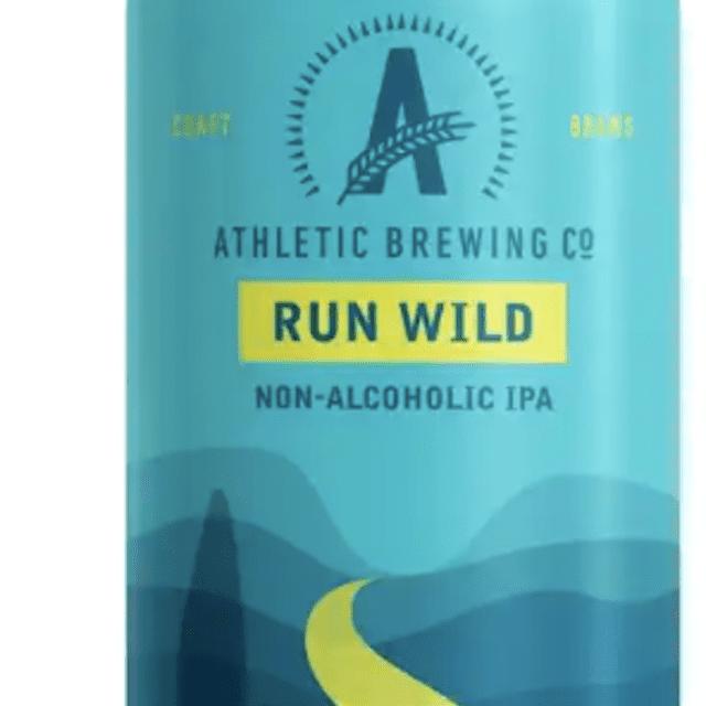 Athletic Brewing Run Wild IPA