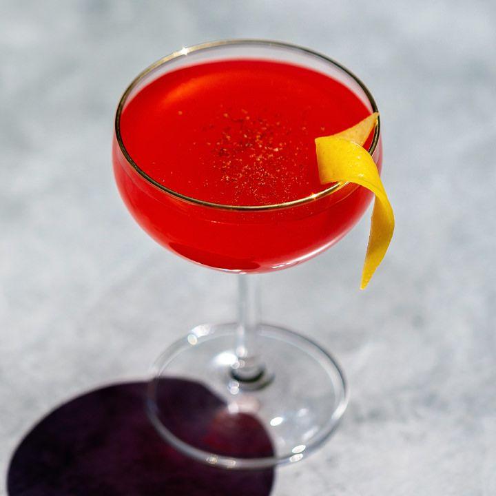 Captain Ron cocktail