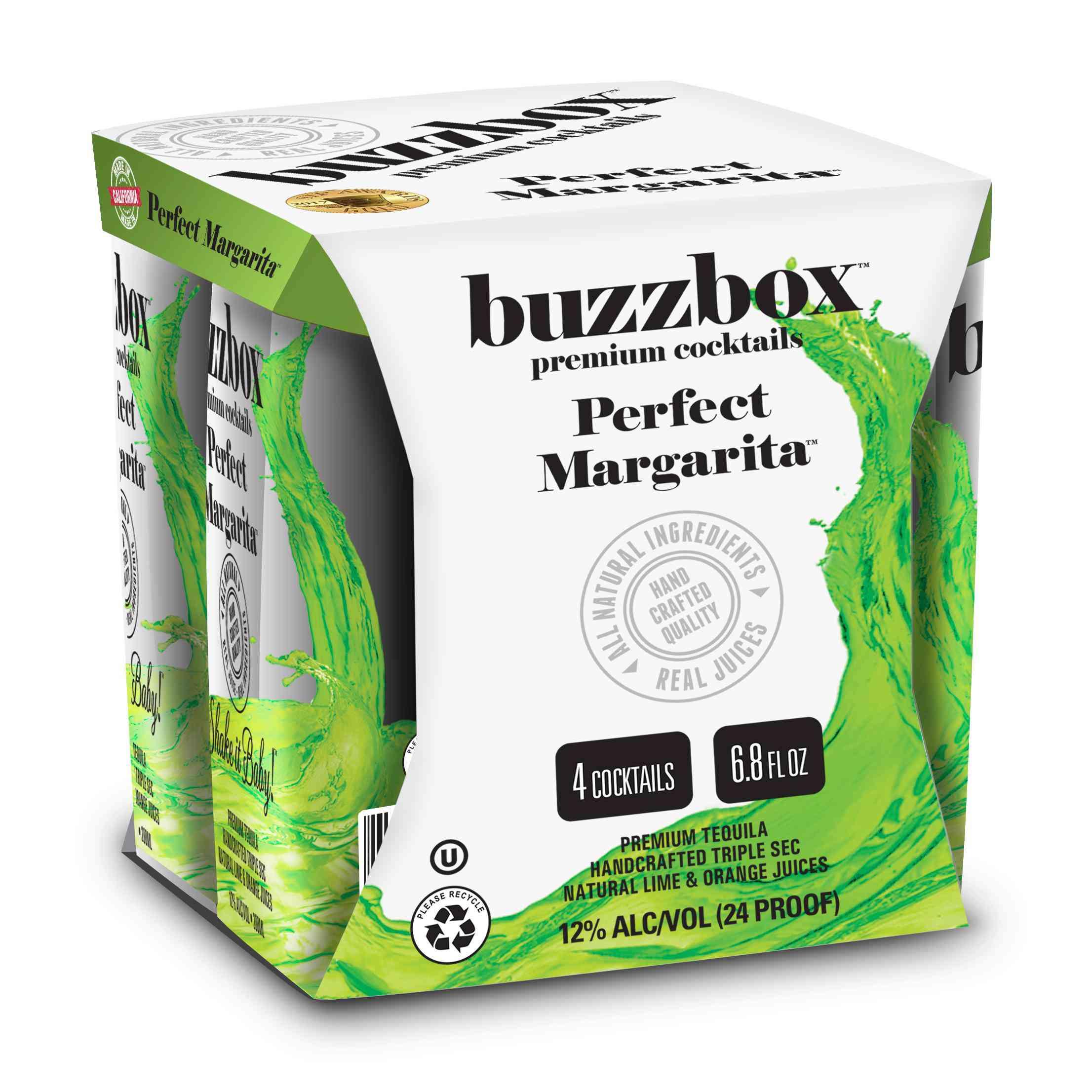 Buzzbox Margarita