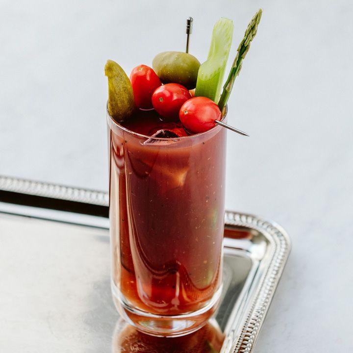 Bloody Bulldog cocktail