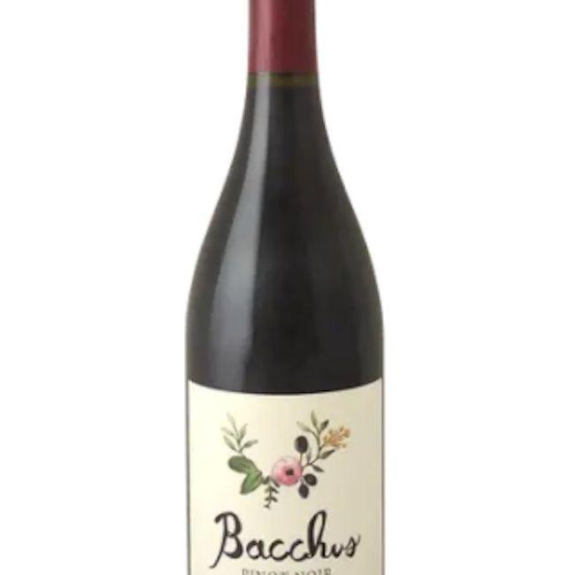 Bacchus 'Ginger's Cuvée' Pinot Noir