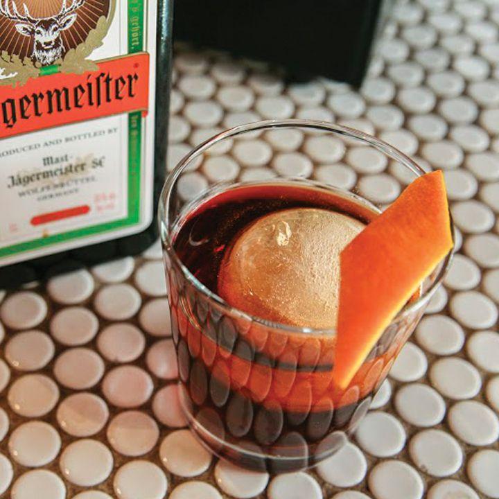 Precision Timepiece cocktail