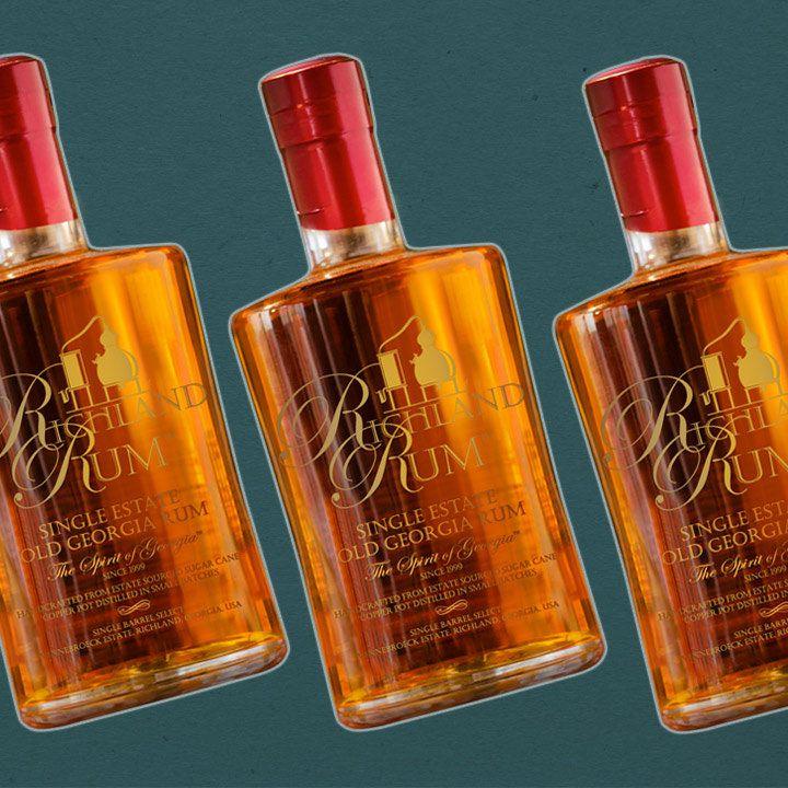 richland single estate georgia rum
