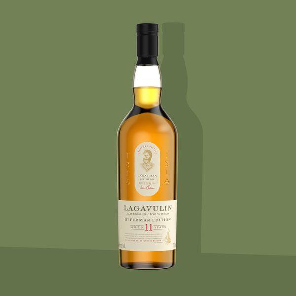 Lagavulin 11 Year Nick Offerman Edition Scotch
