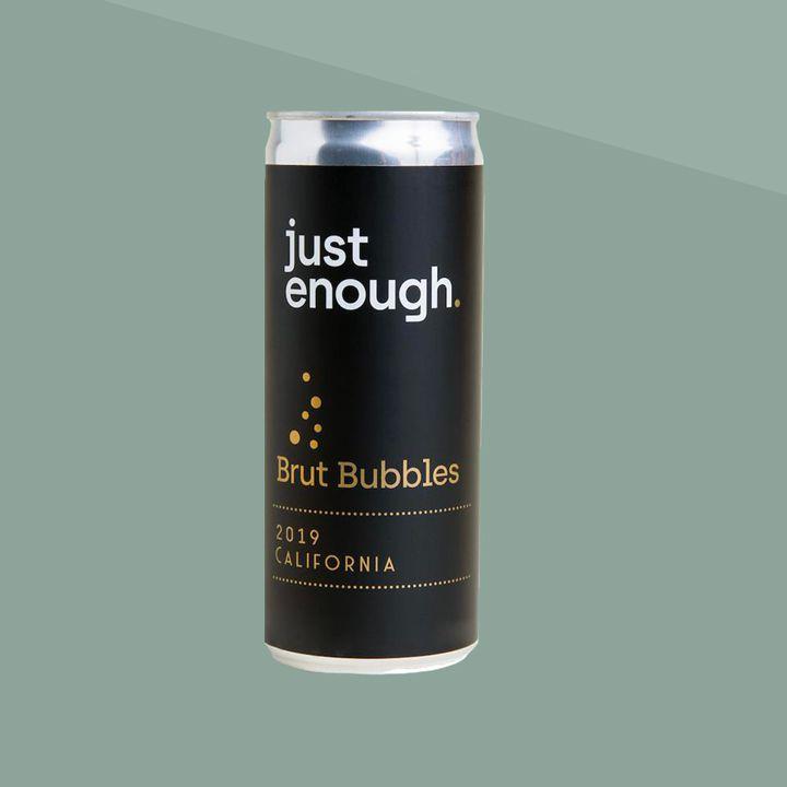 Just Enough Brut Bubbles