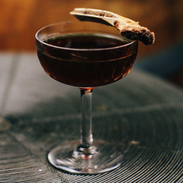 Bone and Bone cocktail