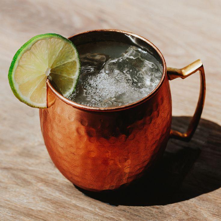 London Mule Cocktail Recipe