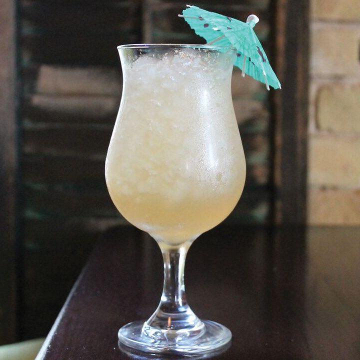 Nutty Ocho Rios cocktail recipe