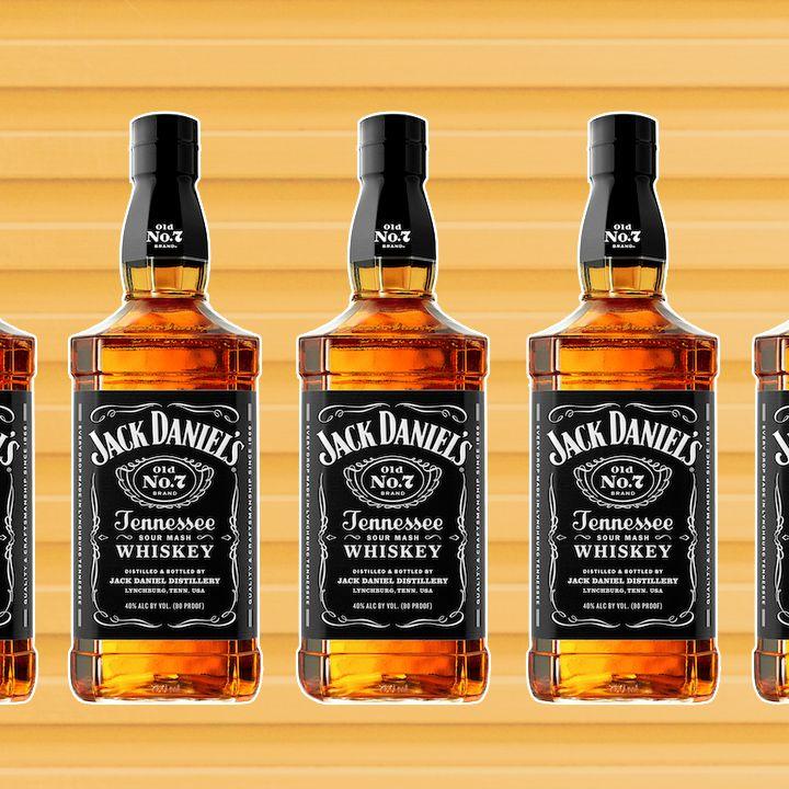 Jack Daniel's bottles