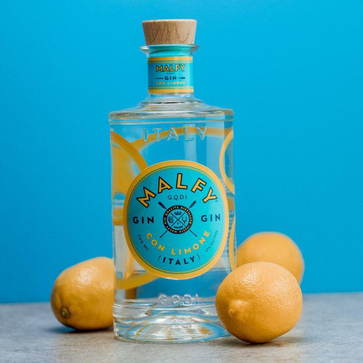 Malfy Con Limone bottle