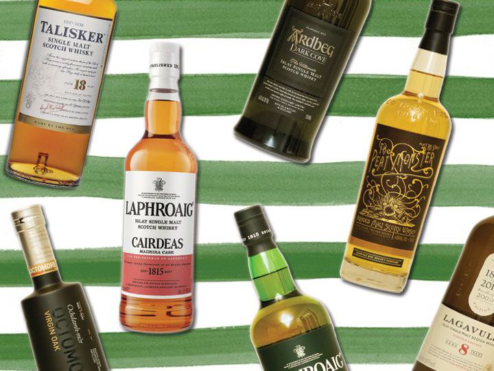 7 Peaty Scotches For Smoke Lovers