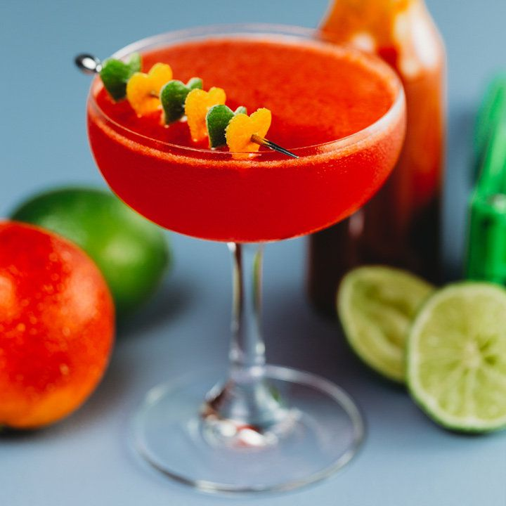hot blooded cocktail